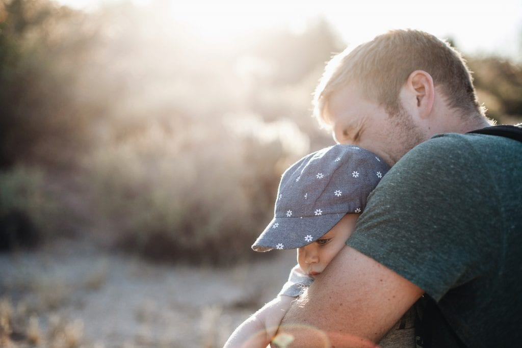 shared parental leave for fathers