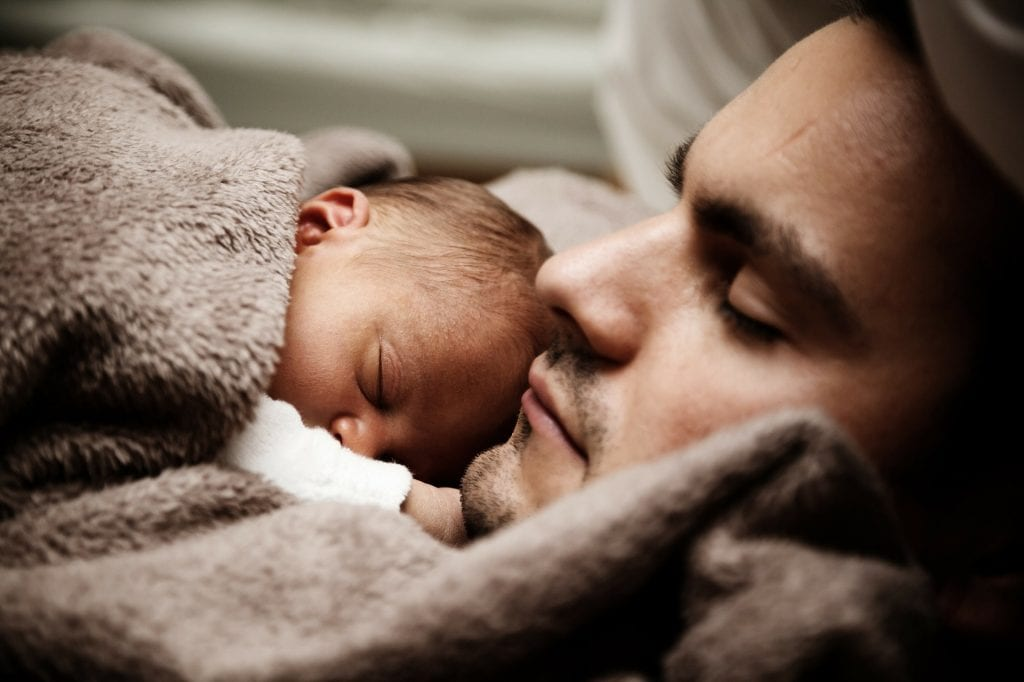 Why are Father's not taking up shared parental leave