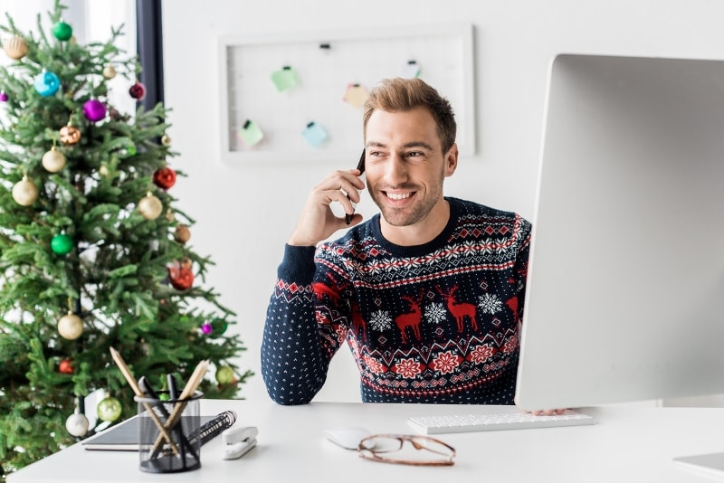 Christmas Recruitment